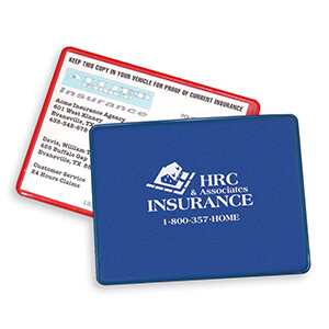 Item: 1600 - Proof of Insurance Holders