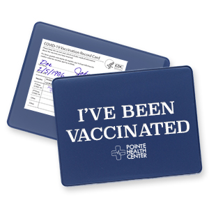1609 - Vaccination Card Holder