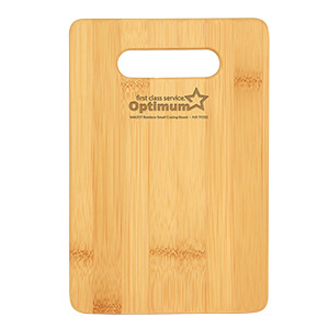 Item: MI4207 - Bamboo Small Cutting Board