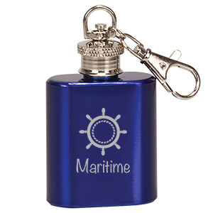 Item: Mi4217 - Key Chain Flask