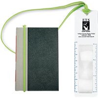 Item: MI5470 - 3x Magnifier Bookmark with Book Band