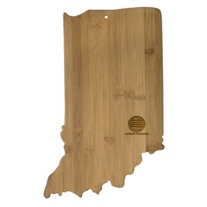MI6192IN - Indiana Cutting Board