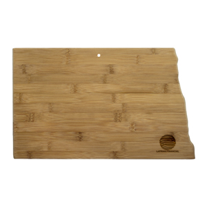 MI6192ND - North Dakota Cutting Board