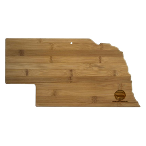 MI6192NE - Nebraska Cutting Board