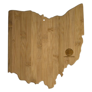 MI6192OH - Ohio Cutting Board