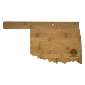 MI6192OK - Oklahoma Cutting Board